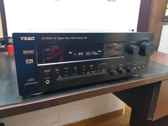 Receiver Teac 5.1 Model Ag-d9260 Ñ Sony, Pioneer, Yamaha