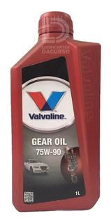 Aceite Caja Y Diferencial Valvoline Gear Oil 75w90 Gl4 1lt