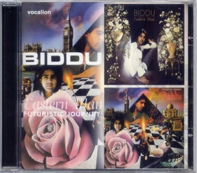 Cd Biddu Orchestra - Eastern Man / Futuristic Journey (imp.)