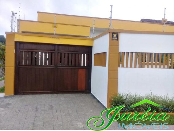 Casa Térrea 3 Dormitórios, Sendo 2 Suítes A 800 M Da Praia