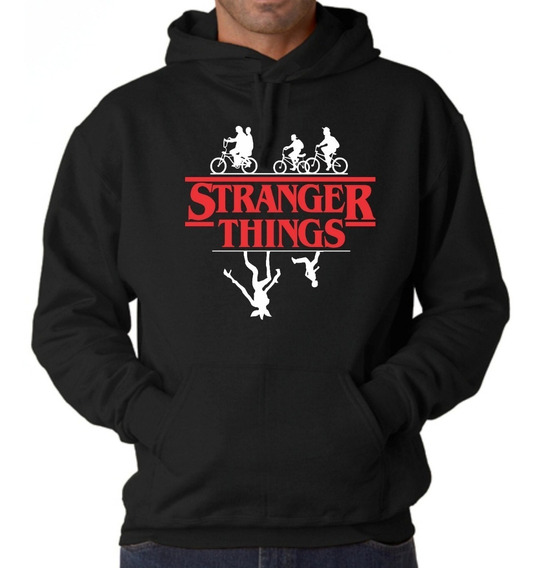 Sudadera Buga Cavernicola Stranger Things 3a Temporada Byers