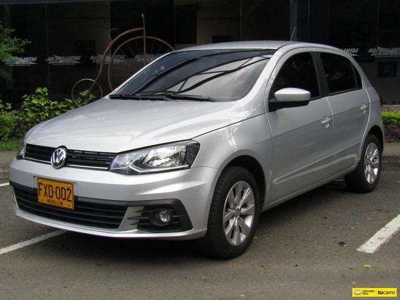 Volkswagen Gol Confortline 1600 Cc Mt 4x2