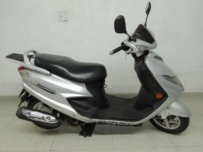 Suzuki Burgman 125