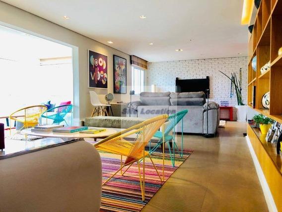 94567 Ótimo Apartamento Para Venda No Campo Belo - Ap2814