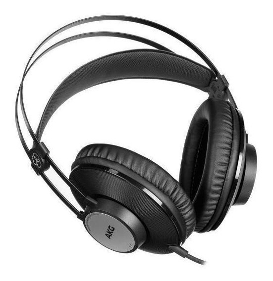 Fone De Ouvido Akg K72 Melhor Que Akg K52