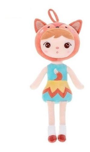 Boneca Metoo Doll Raposa Menino Menina Decoração Original