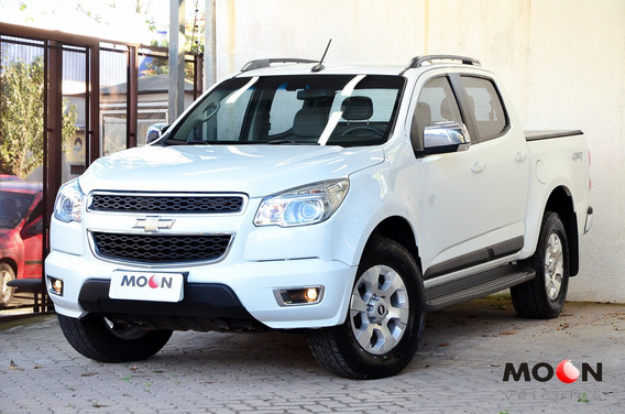Chevrolet S10 2.5 Ltz 4x4 Pick Up 2015 Branca Impecável