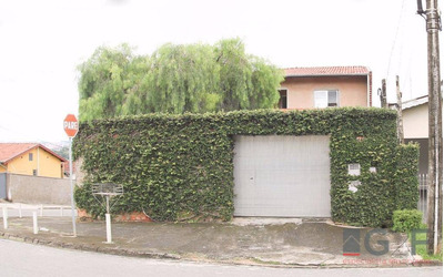 Casa Residencial À Venda, Vila Aeroporto, Campinas. - Ca3315