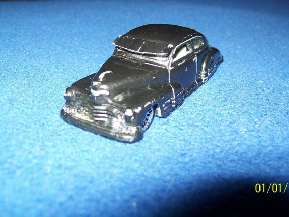Hotwheels Chevy Fleetline Año 47 Escala 1:64