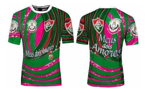 Camisa Mangueira Fluminense,exclusividade