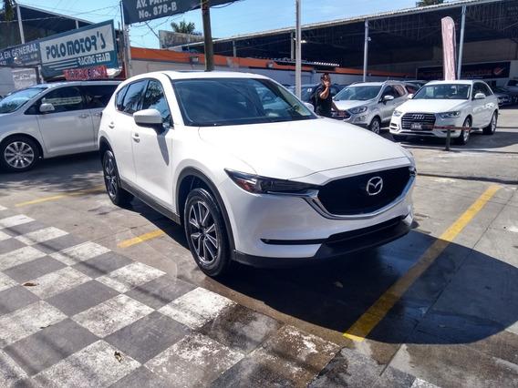 Mazda Cx-5 I Grand Touring 2018 Blanca