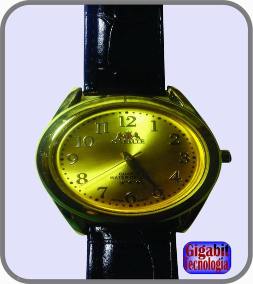 Relógio Masculino Oremie Dourado