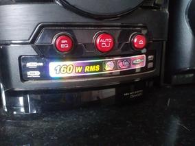Som Lg 160 Watts Rms Grava Pendrive