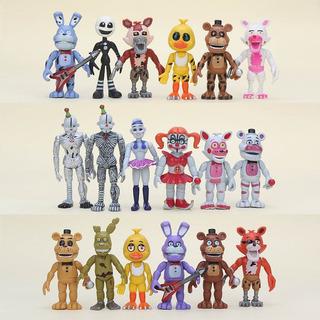 Five Nights At Freddy Muñeco Figura De 10cm Pack Individual