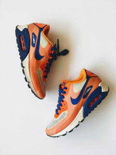 Tenis Nike Air Max 90 Hyperfuse Mujer Wmns Amuleto.slp