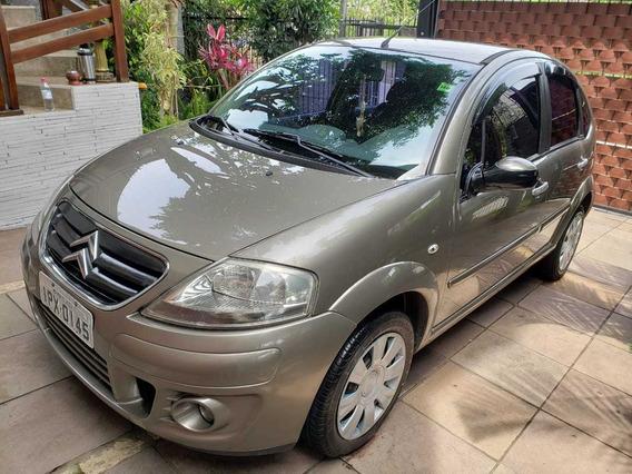 Citroën C3 1.4 8v Exclusive Flex 5p 2010