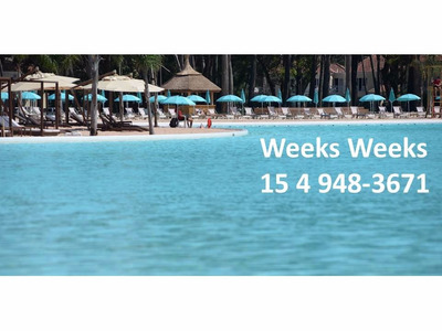 Weeks Weeks! Semanas En Solanas Todo El Año!!