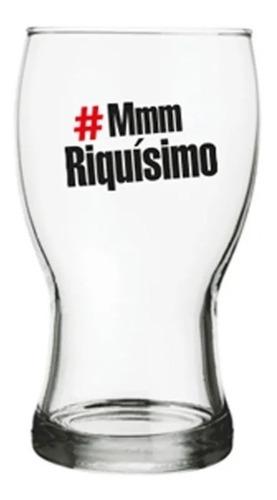 Vaso Cervecero Hashtag - 1/2 Pinta