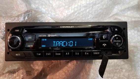 Rádio Mp3 Gm Agile Celta Prisma Montana Usb Aux.bluetooth Cd