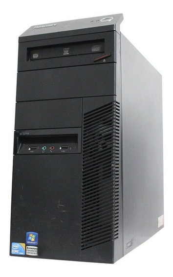 Computador Desktop Lenovo Thinkcenter M90 I3 4gb 500hd