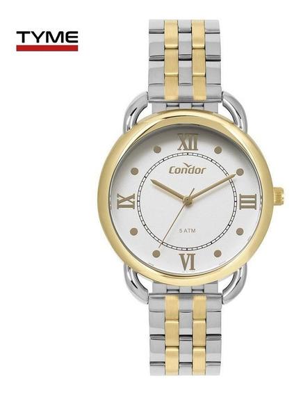 Relógio Condor Feminino Co2035mpr/5k Bicolor C/ Nota Fiscal