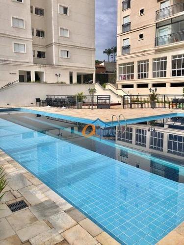 Apartamento Com 2 Dormitórios À Venda, 88 M² Por R$ 620.000,00 - Nova Gardênia - Atibaia/sp - Ap0947