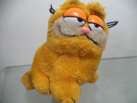 Garfield De Pelucia De L981-importado Raro