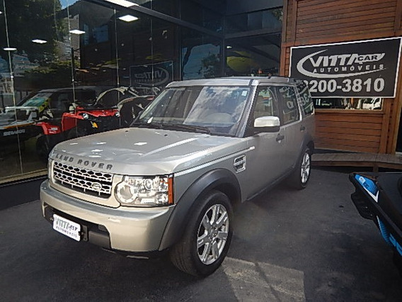 Land Rover Discovery 4 2.7 S 4x4 V6 36v T.diesel Aut.2010/11