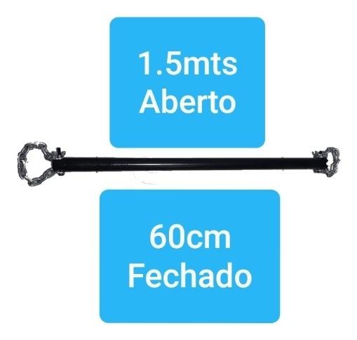 Cambão Reboque Bitrátil Padrão Argentina 1.5mts Frete Grátis