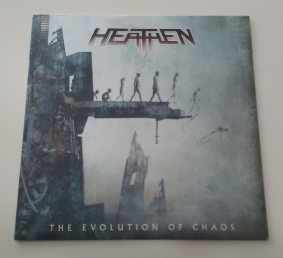 Heathen - The Evolution Of Chaos Vinilo