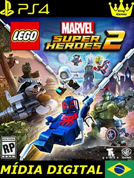 Lego Marvel Super Heroes 2 | Ps4 1 | Português