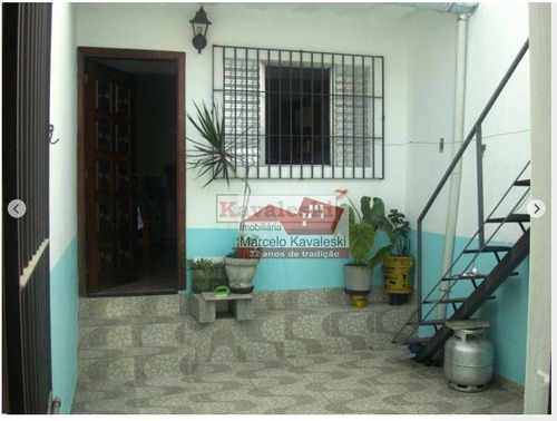Sobrado Com 3 Dormitórios À Venda, 132 M² Por R$ 530.000,00 - Saúde - São Paulo/sp - So3225