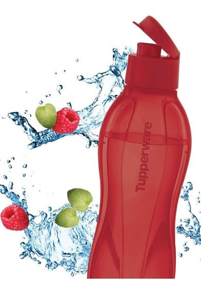 Botella Eco Twist 1lt Roja - Tupperware
