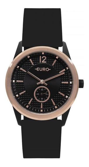 Relógio Euro Metal Trendy Feminino Analógico Eu1l45ab