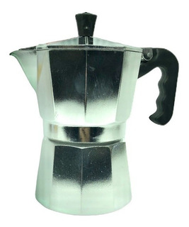 Cafeteira Italiana 150ml Brinox Aluminio Inmetro