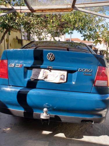 Volkswagen Polo Classic 1999 1.8 4p