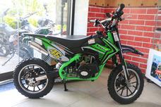 Motocross Niños A Gasolina Cros Nuevas Somos Empresa 49cc