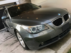 Bmw Serie 5 530i E60 Executive Sport Impecable