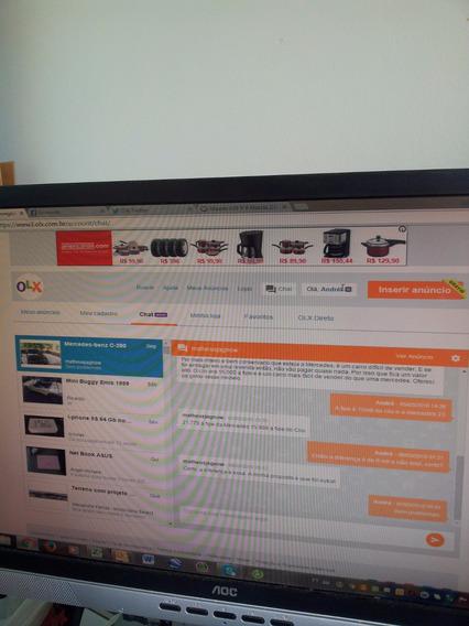 Monitor Lcd 19 Aoc - Perfeito Funcionamento