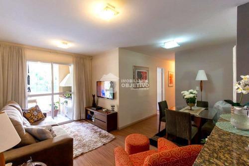 Apartamento Com 3 Dorms, Vila Andrade, São Paulo - R$ 670 Mil, Cod: 4131 - V4131