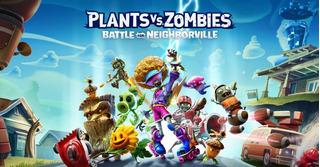 Ps4: Plants Vs Zombies Battle For Neighborville
