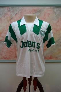 Camisa Futebol Nacional Patos Paraiba Jolens Jogo Antiga 632