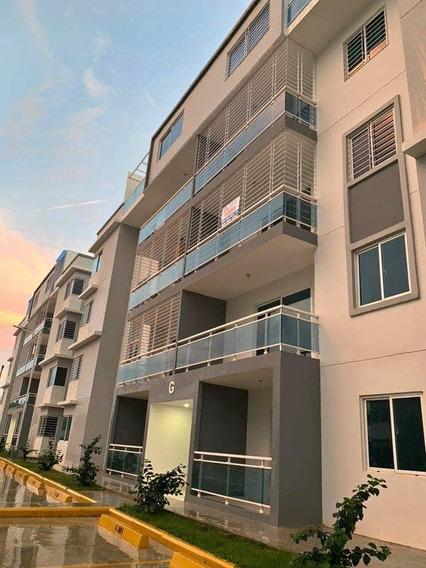 Apartamento En Alquiler En San Isidro