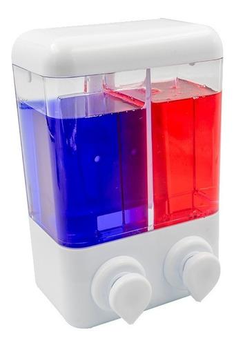 Dispensador De Jabón Líquido Gel Antibacterial Alcohol 800ml