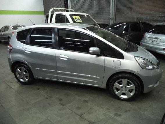 Honda Fit 1.4 Lx Flex 5p Mec Completo Prata 2009