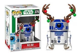 Funko Pop! Star Wars R2 - D2 275 Envió Incluido