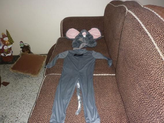 Disfraz (ratoncito Elegante)
