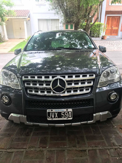Mercedes-benz Ml 3.5 Ml350 4matic Sport Facelift Ojo Robada