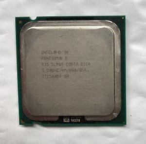 Procesador Intel 775 Pentium D 935 3.2 Ghz Sl9qr