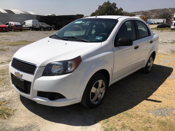 Chevrolet Aveo A 2012